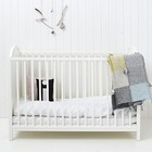Kleines Babybett Oliver Furniture - Ausstellungsstück beschädigt