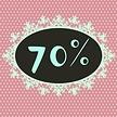 Sale -70%