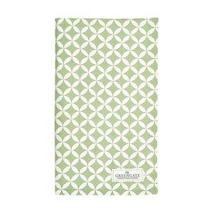 GreenGate Tea Towel Mai green