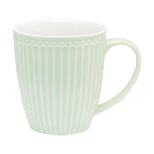 GreenGate Mug Alice pale green