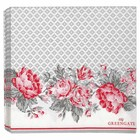 GreenGate Paper Napkins Shirley white small 20pc.