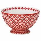 GreenGate French Bowl Judy red M