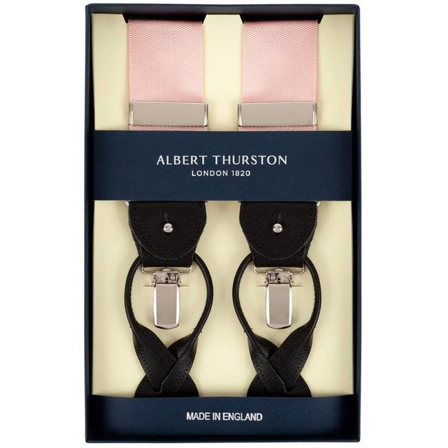 Albert Thurston Bretels Roze