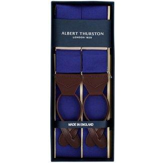 Albert Thurston Bretels Korenblauw