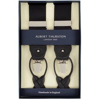 Albert Thurston Bretels Zwart