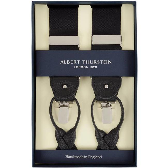 Albert Thurston Bretels Zwart