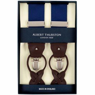 Albert Thurston Braces Blue