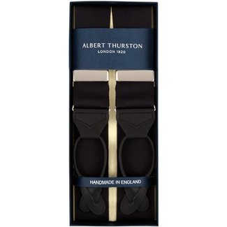 Albert Thurston Braces Black