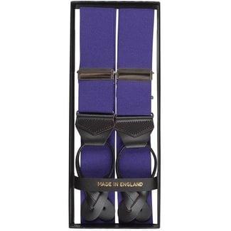 Mr. Crevan Braces Purple