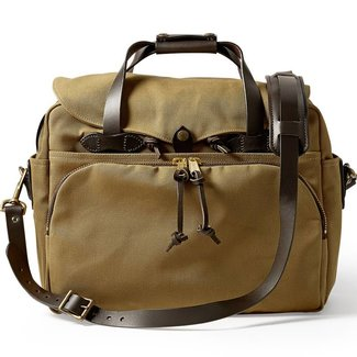 Filson Padded Computer Bag 11070258 Laptoptas Tan
