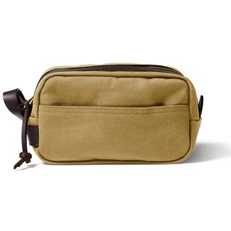 Filson Travel Kit 11070218 Toilettas Tan