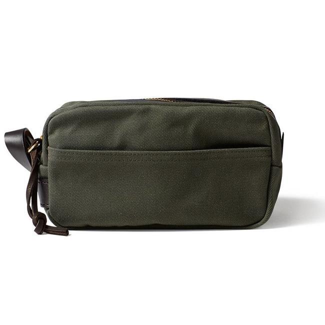 Filson Travel Kit 11070218 Otter Green