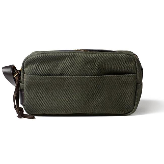 Filson Travel Kit 11070218 Toilettas Groen