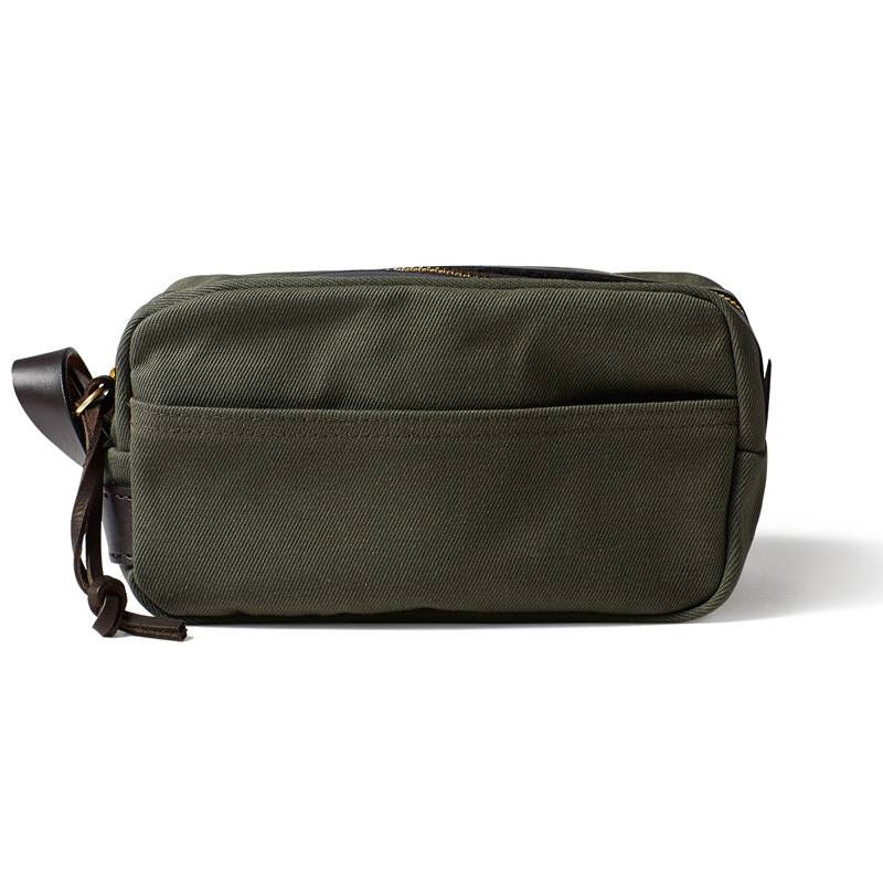 04fc209133d2 Filson Travel Kit 11070218 Otter Green - Quality Shop