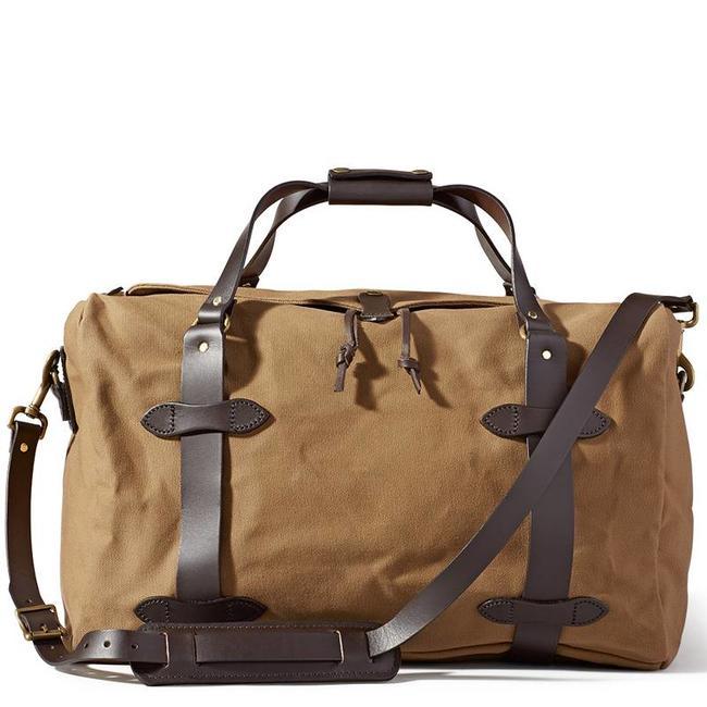 Filson Medium Duffle Bag 11070325 Tan