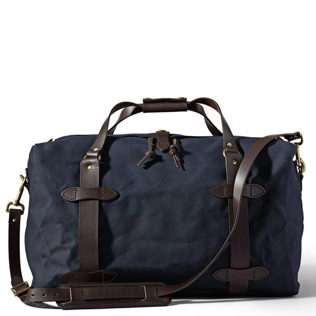 Filson Medium Duffle Bag 11070325 Navy
