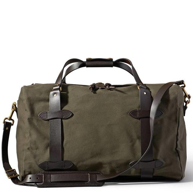 Filson Medium Duffle Bag 11070325 Groen
