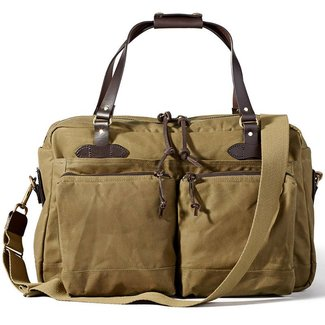 Filson 48-hour Duffle Bag 11070328 Tan