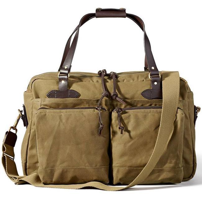 Filson 48-hour Duffle Bag 11070328 Tan