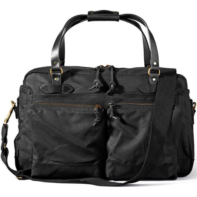 Filson 48-hour Duffle Bag 11070328 Black
