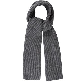 Mr. Crevan Donegal Wool Scarf Grey