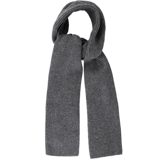 Mr. Crevan Donegal Wool Scarf Grey