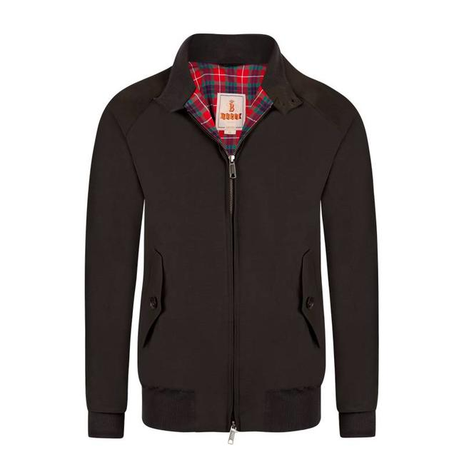 Baracuta G9 Harrington Schwarz
