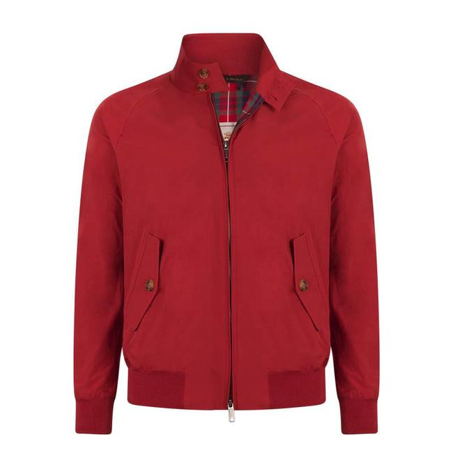 Baracuta G9 Harrington Rot