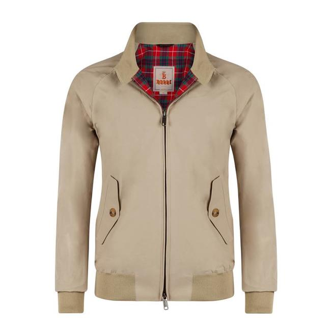 Baracuta G9 Harrington Natural