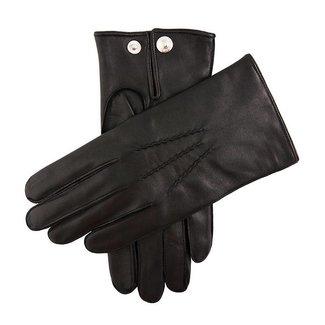 Dents Leather Gloves Black Burford