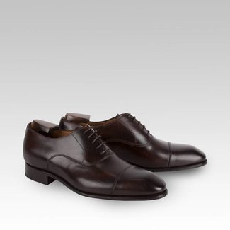 Carlos Santos Dress Shoes Coimbra Patina