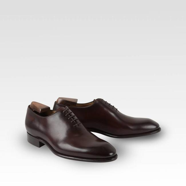 Carlos Santos Whole Cut Shoes Guimarães Patina