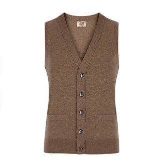 William Lockie Waist Coat Beige Gordon Geelong