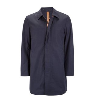 Private White V.C. Regenjas Ventile® Navy