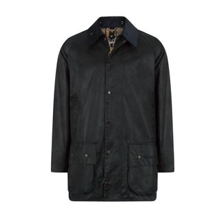 Barbour Beaufort Wax Jas Navy