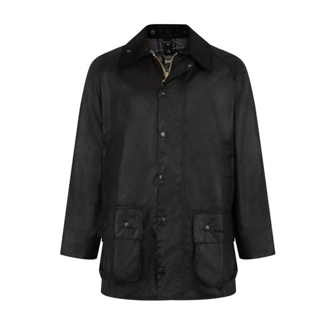 Barbour Beaufort Wax Jas Zwart