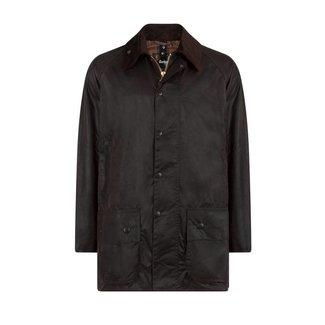 Barbour Beaufort Wax Jacket Rustic Brown