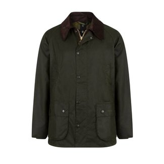 Barbour Bedale Classic Wax Jacket Olive