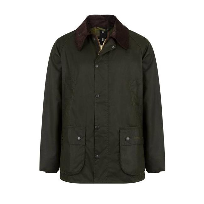 Barbour Bedale Classic Wachsjacke Oliv