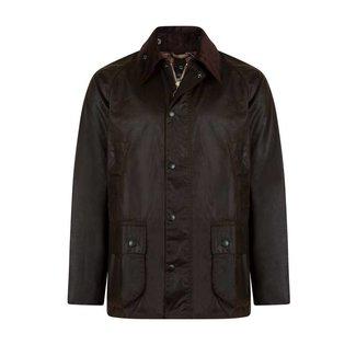 Barbour Bedale Wax Jacket Rustic Brown