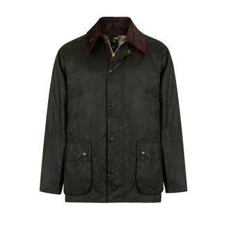 Barbour Bedale Wax Jacket Sage