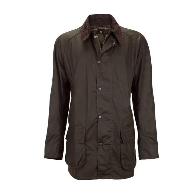 Barbour Bristol Wax Jacket Olive