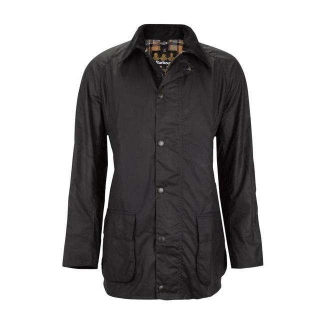 Barbour Bristol Wax Jacket Navy