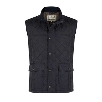 Barbour Bodywarmer Explorer Gilet Navy