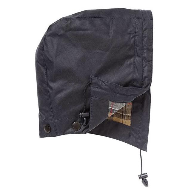 Barbour Capuchon Classic Wax Donkerblauw