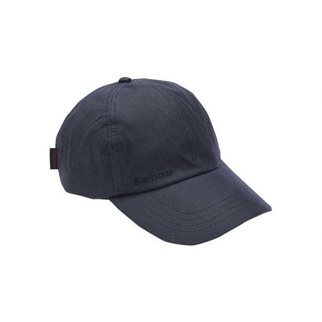 Barbour Wax Cap Sport Navy