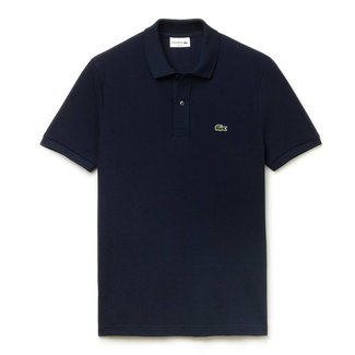 Lacoste Polo Shirt Navy Slim Fit