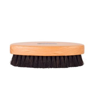 Saphir Beauté du Cuir Oval Shoe Brush Black