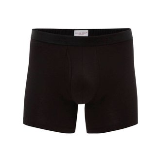 Derek Rose Trunk Jack Pima Cotton Stretch Black