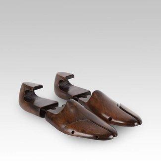 Mr. Crevan Colour Wash Shoe Trees Dark Brown